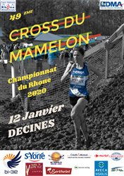 CROSS DU MAMELON - 12/01/2020