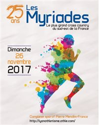 CROSS DES MYRIADES - 26/11/2017
